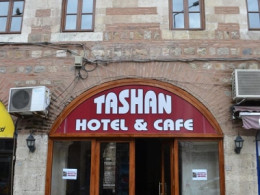 Taşhan Hotel & Cafe