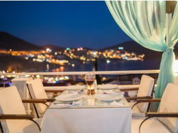 Moonlight Terrace Pansiyon Restaurant