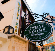 12 Rooms Boutique Hotel