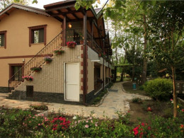 Bungalow Hotel Cansu