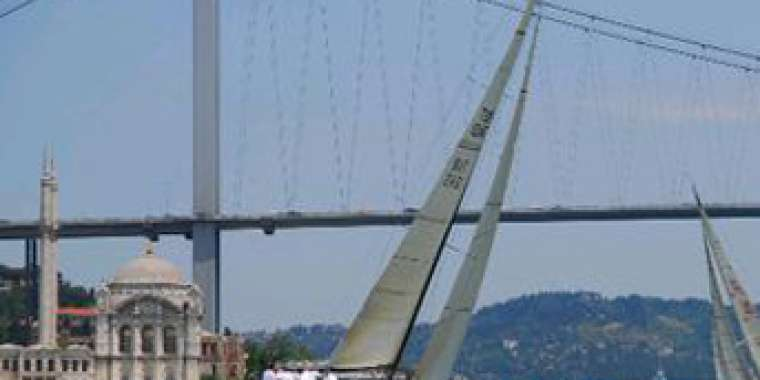 W Collection Sailing Cup Bosphorus 2012