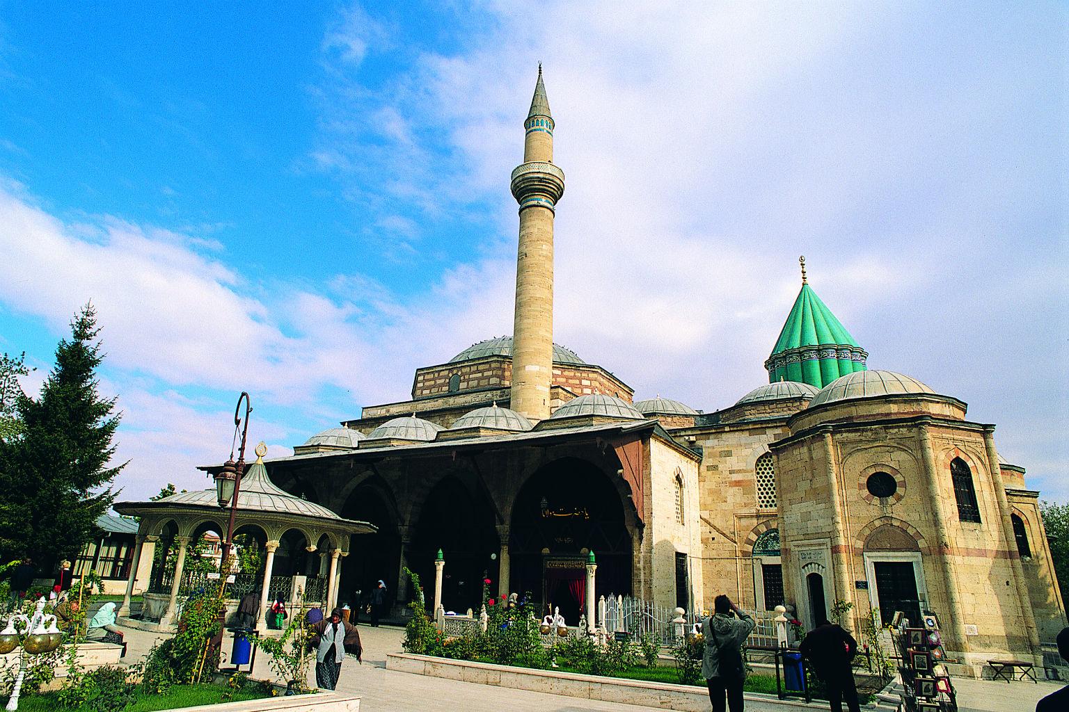 Konya Neyi Me�hur
