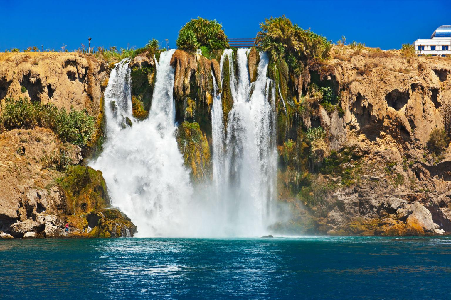 Antalya Merkez Gezilecek Yerler