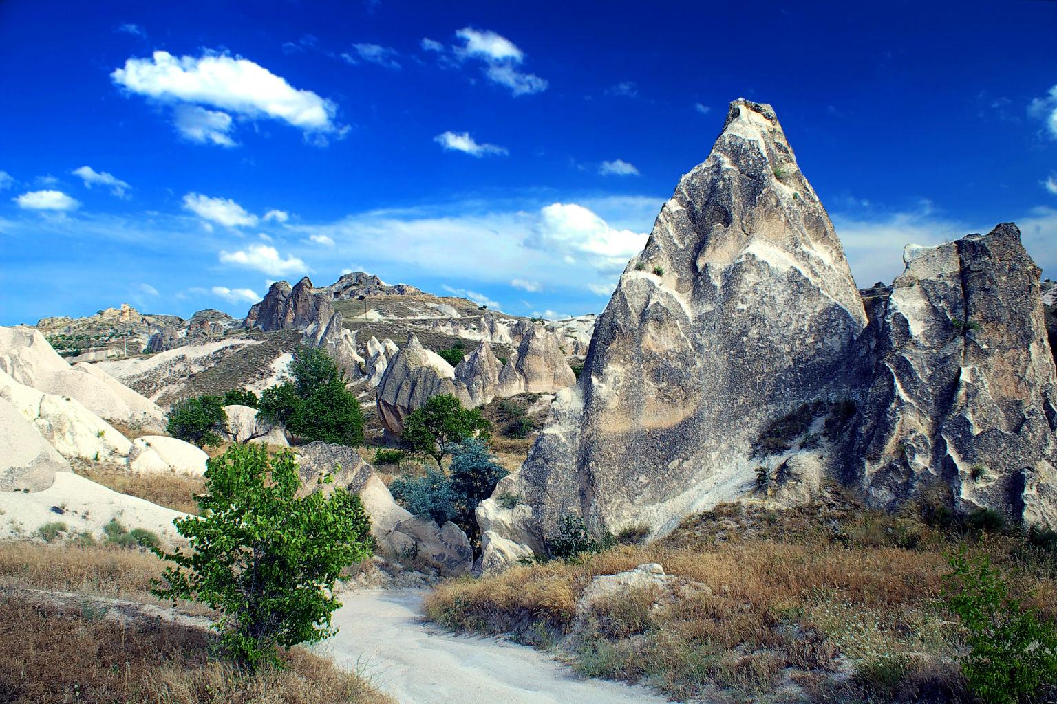 Kapadokya Kaya Otelleri