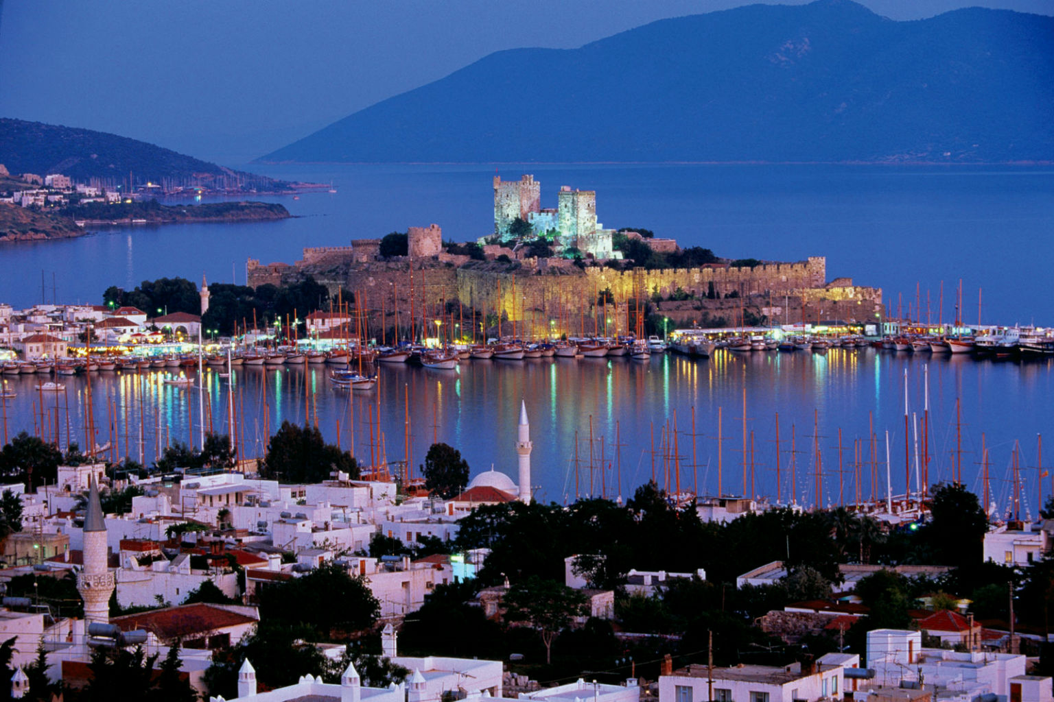 Bodrum Hotels and Bodrum Hotel Reviews