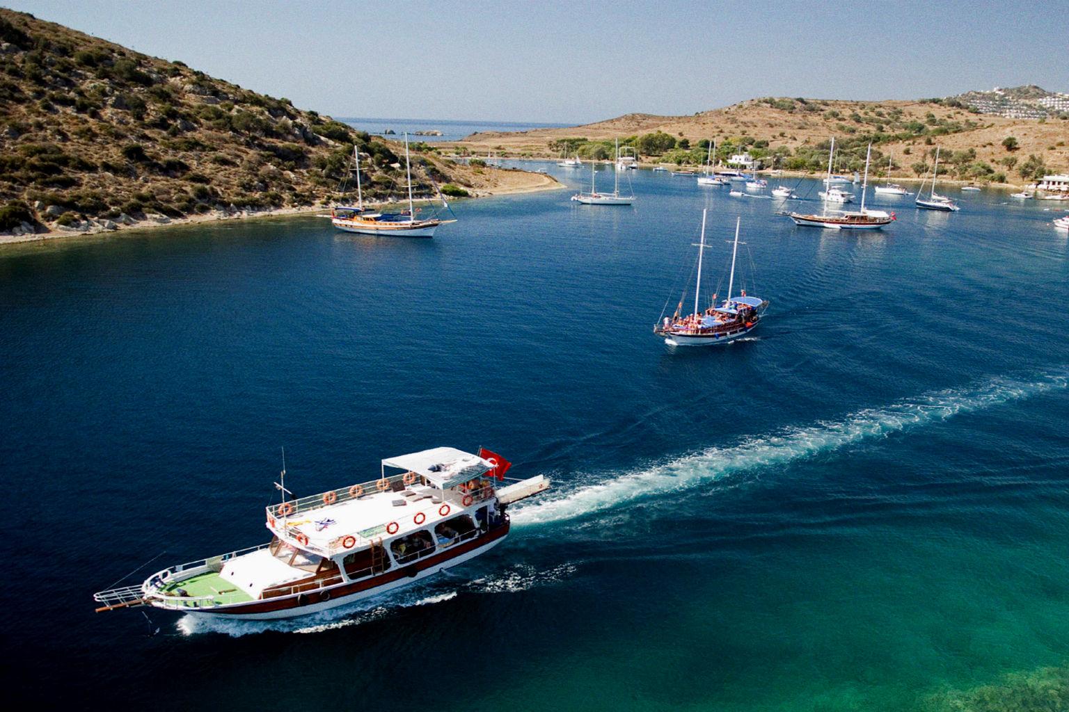Ortakent-Yah�i Otelleri