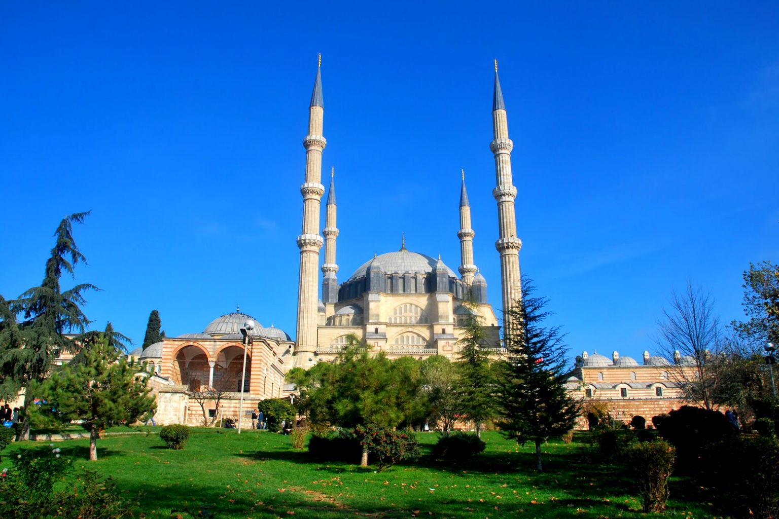 Osmanlı'nın Manevi Başkenti Edirne