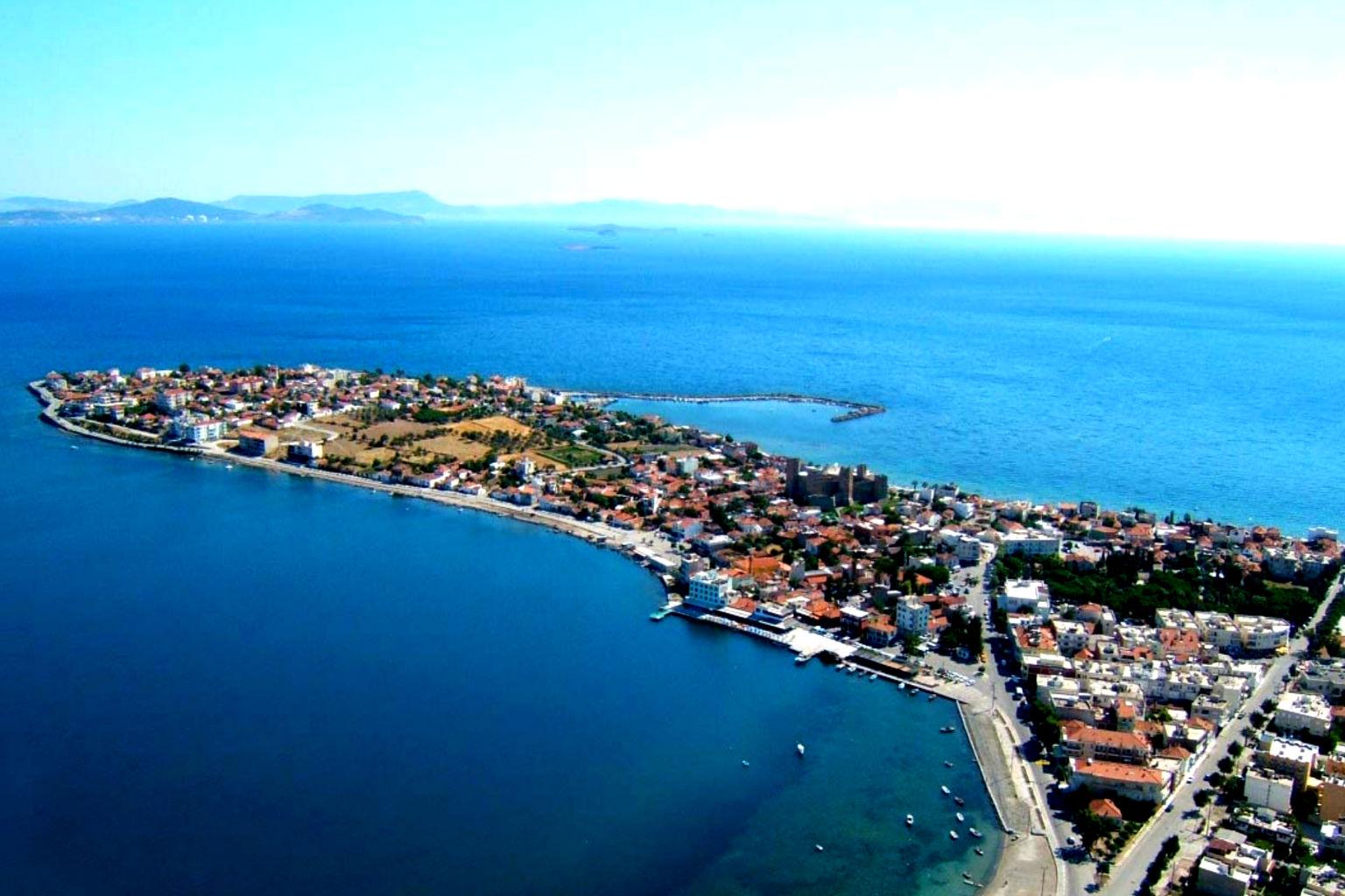 �andarl� Otelleri