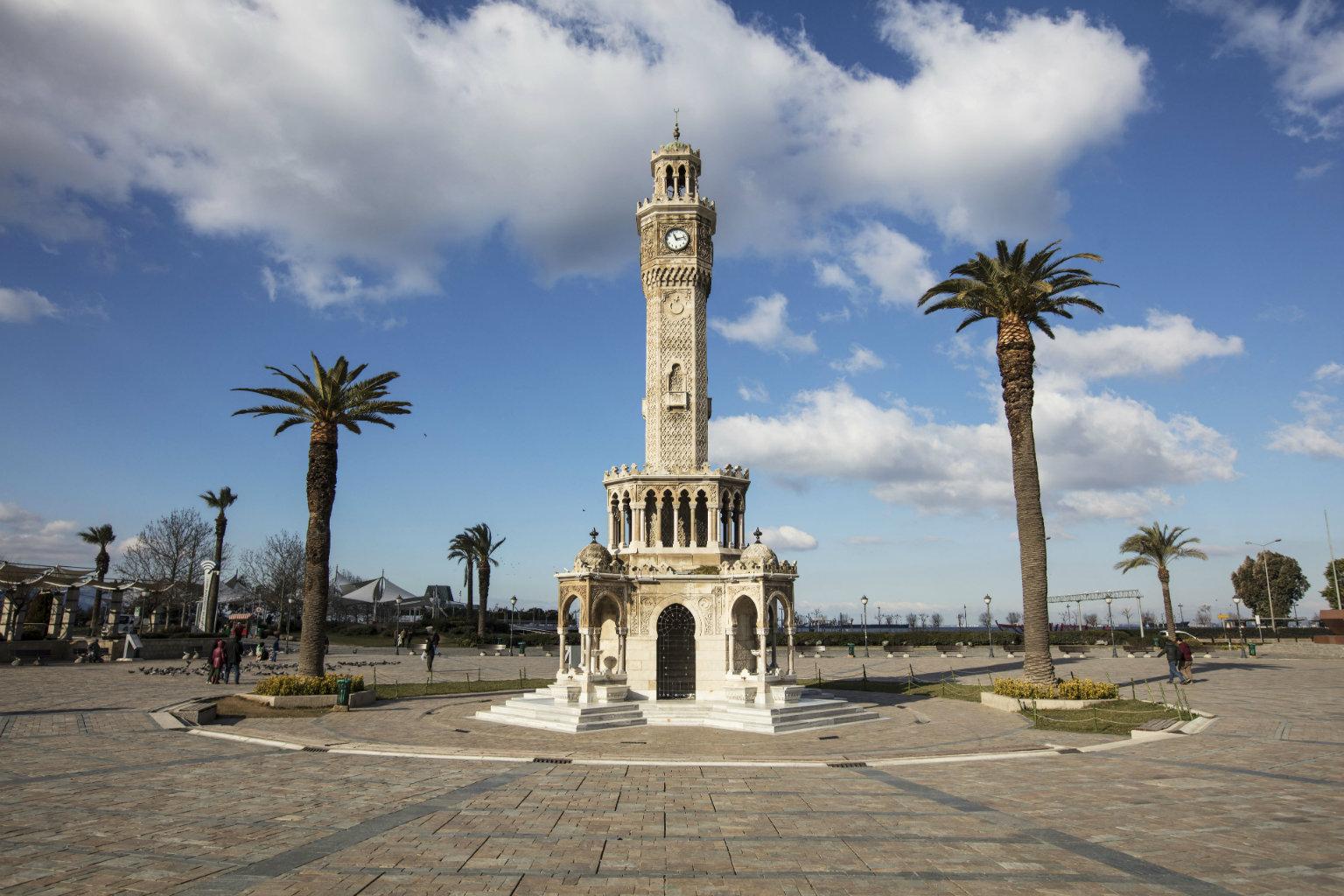 İzmir Merkez Gezilecek Yerler