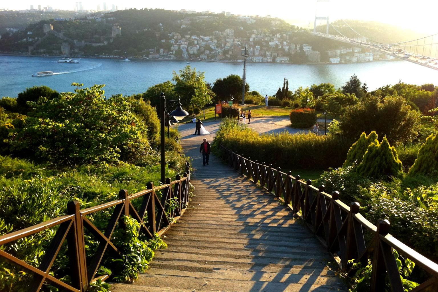 İstanbul Anadolu Yakası'nda Gezilecek Yerler
