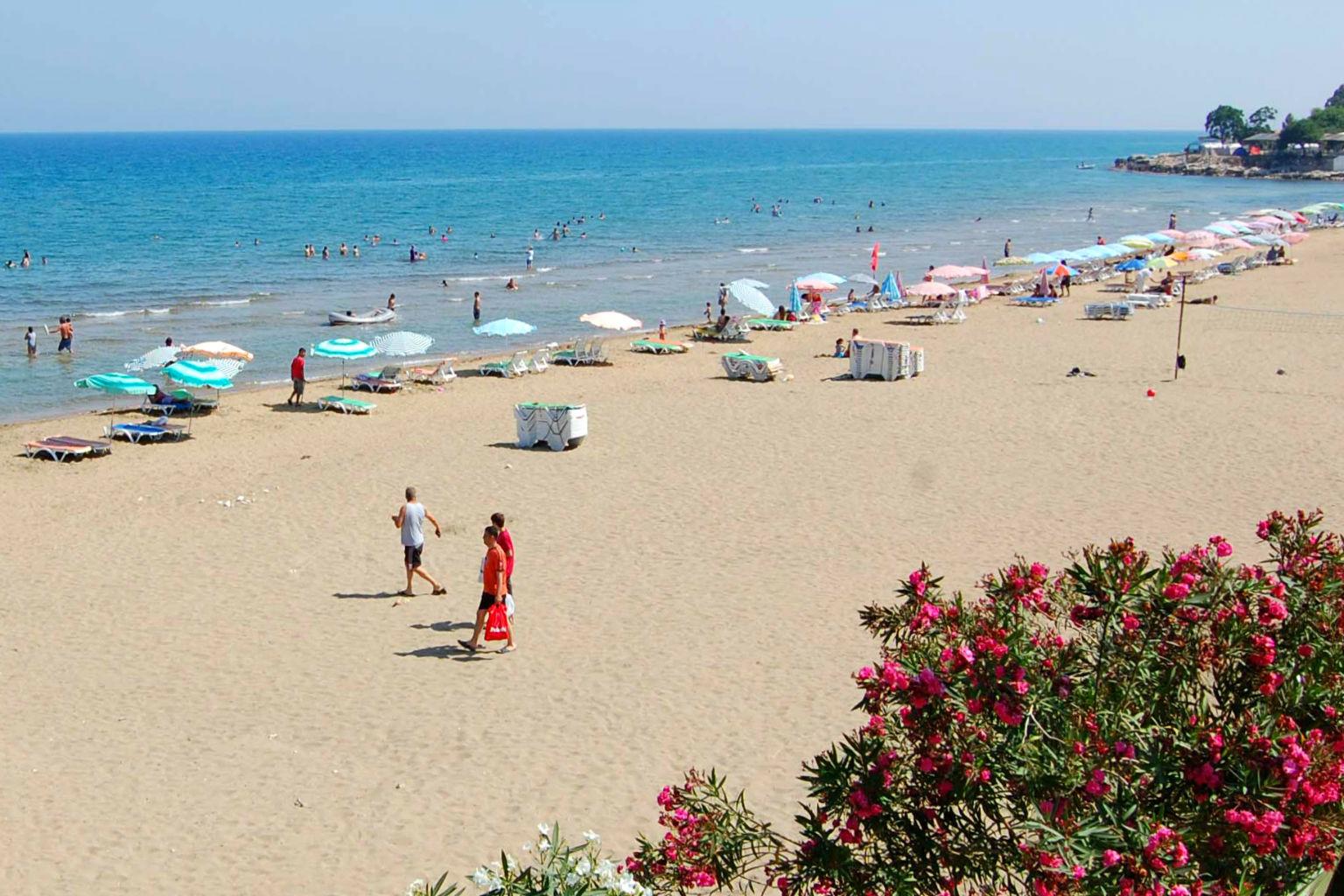 Mersin Aya� Otelleri