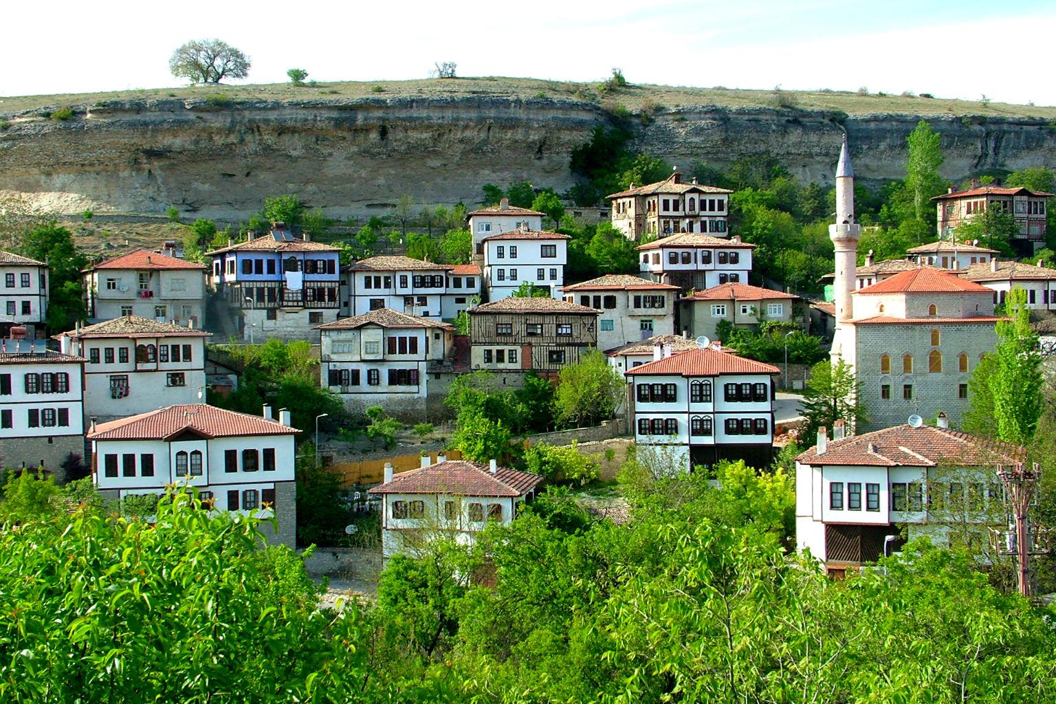 Safranbolu Ba�lar