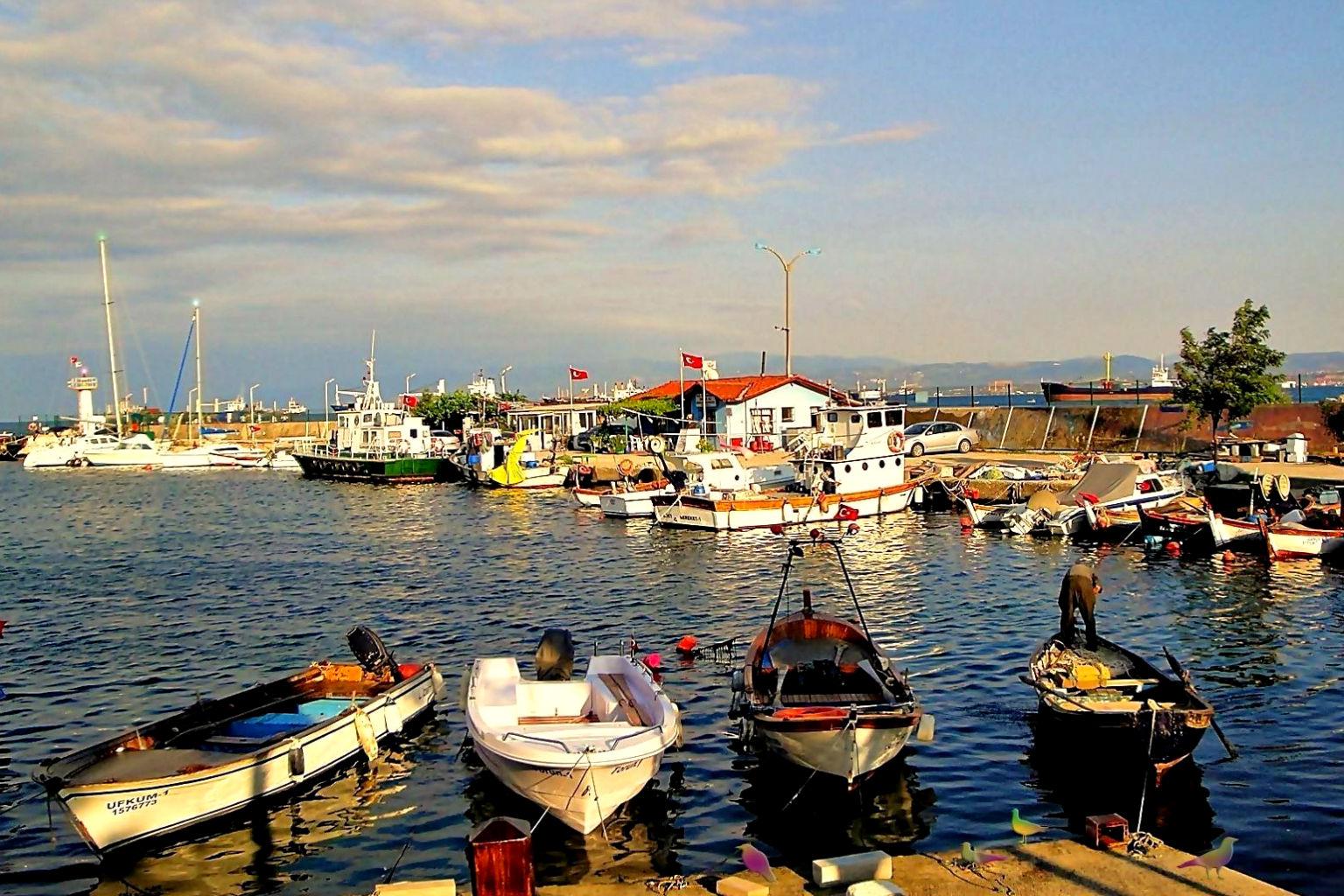 Eskihisar Otelleri