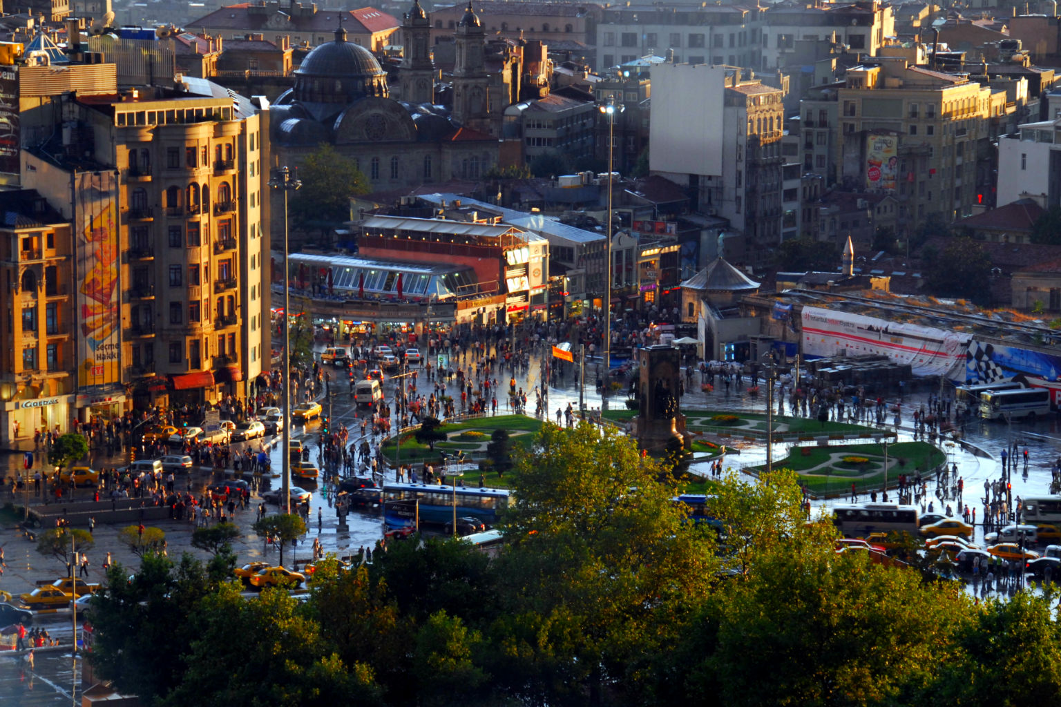 Taksim Otelleri