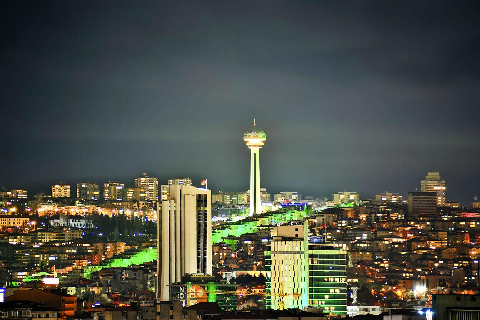 Ankara Oran
