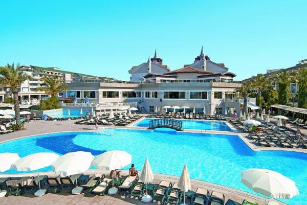 Ayd�nbey Famous Resort Hotel
