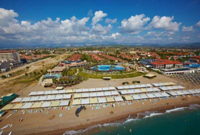 �ber Otel Palm Garden