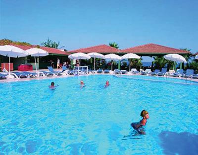 Larissa Hotel Akman Park