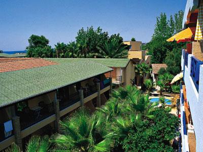 Tropic Apart Otel