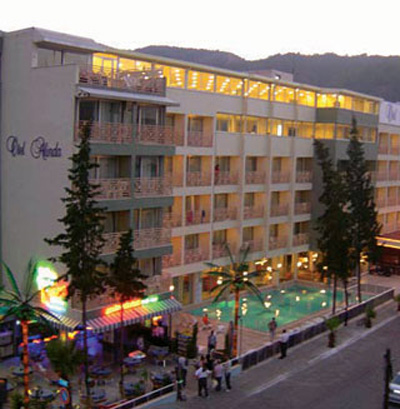 Alinda Hotel ��meler