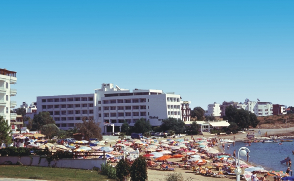Tunta� Hotel Alt�nkum
