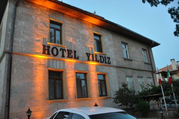 Y�ld�z Hotel Kapadokya