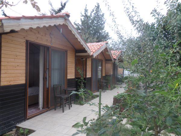 Sakl� Bah�e Camping Pansiyon