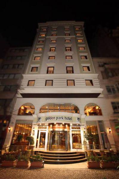 Golden Park Hotel �stanbul