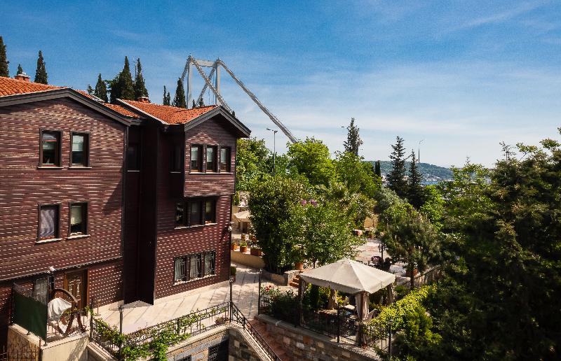 İstanbul Avrupa Yakası En Uygun Boğaz Manzaralı Oteller