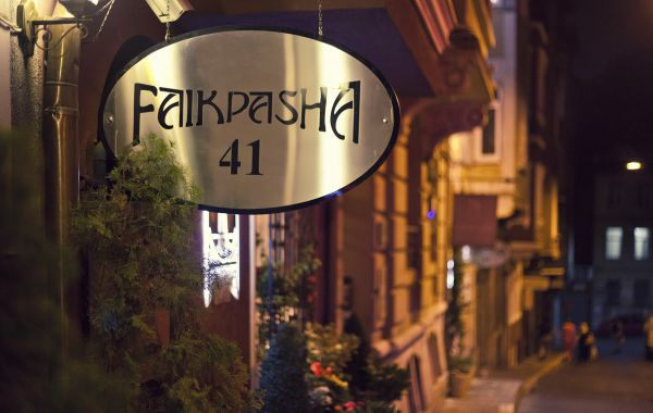 Faik Pasha Suites & Apartments