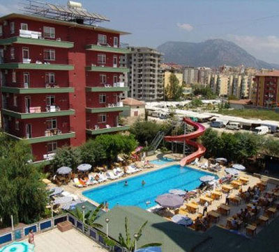 Club Bayar Otel