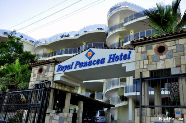 Royal Panacea Hotel