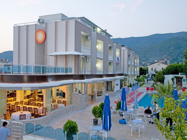 Dogan Beach Resort Spa Hotel