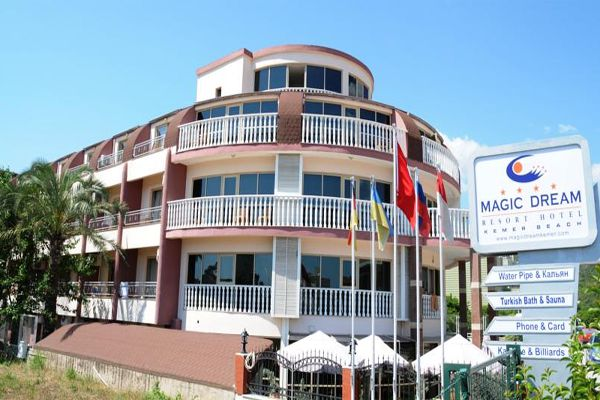 Gelidonya Park Magic Dream Hotel