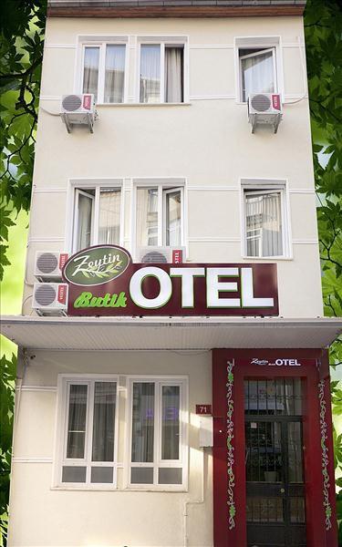 Zeytin Butik Hotel
