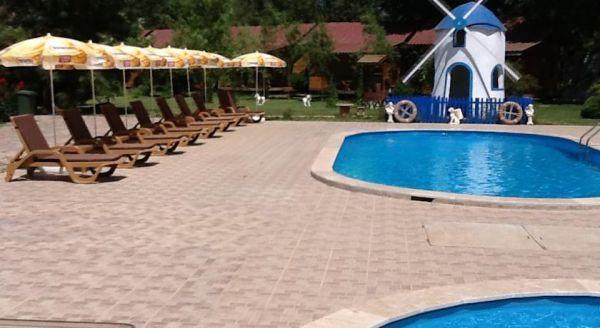 Yel De�irmeni Bungalow Otel