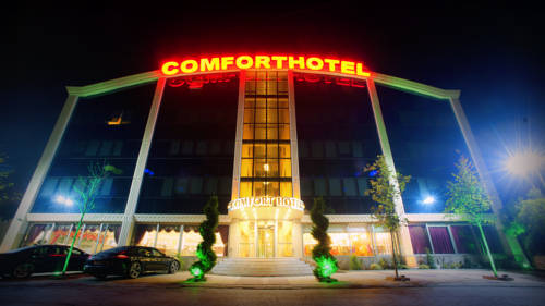 Comfort Otel Haramidere