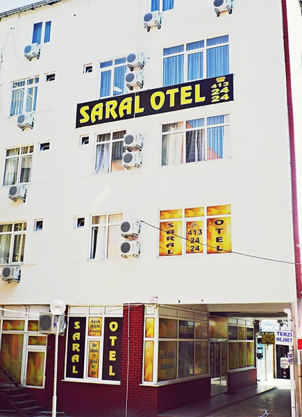 Saral Otel G�lc�k