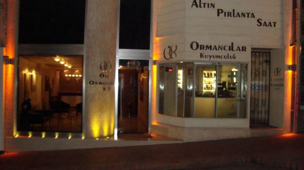 Otel Ormanc�lar