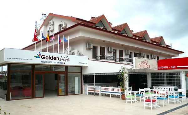 Golden Life Resort Hotel & Spa