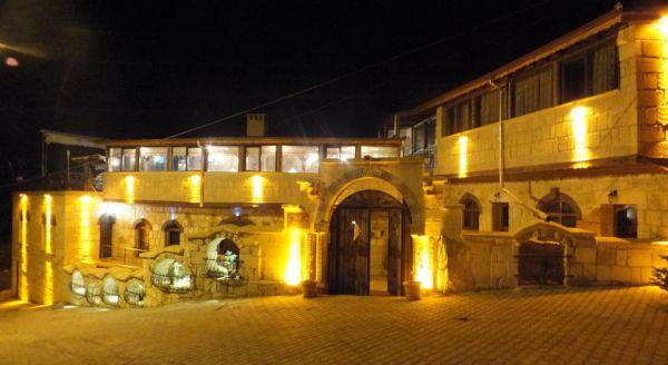Pandora Cave Hotel