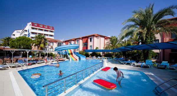 S�ral Garden Hotel