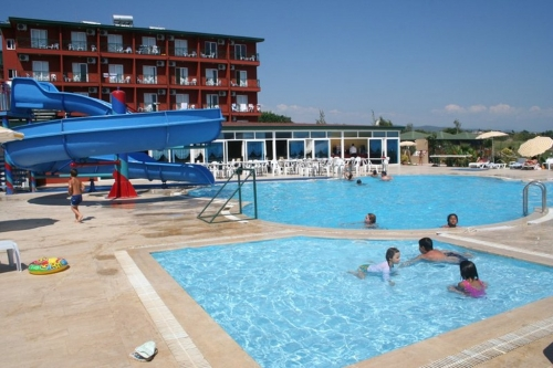 Syedra Club K�z�lot Hotel