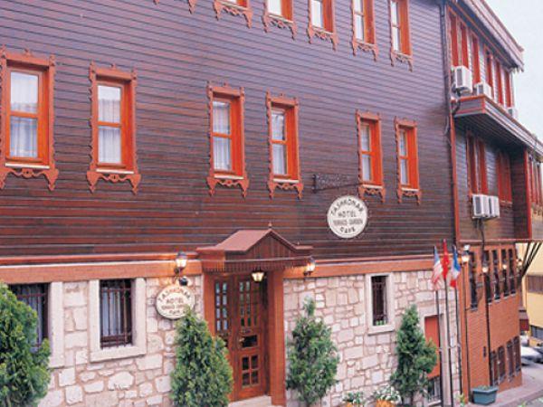 Hotel Tashkonak �stanbul