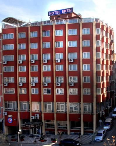 Hotel Eken Band�rma