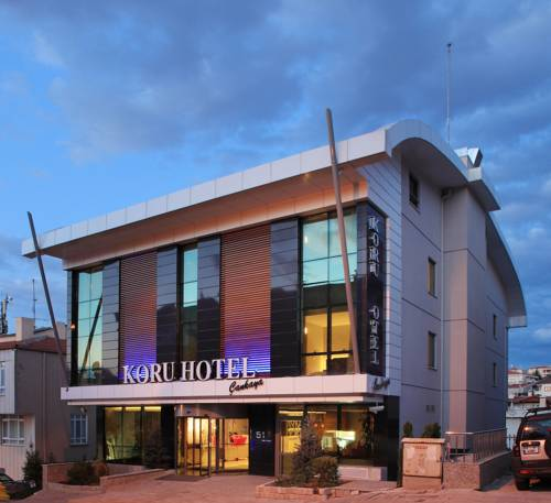 Koru Hotel �ankaya