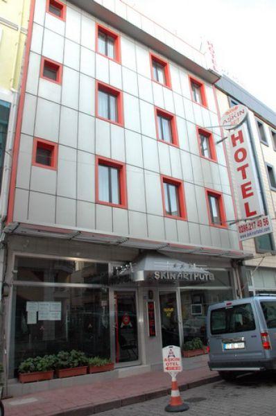 A�k�n Art Hotel