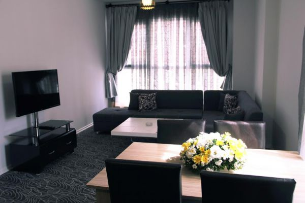 Gold House Suite