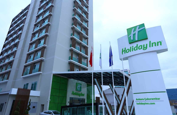 Holiday Inn Ankara-�ukurambar