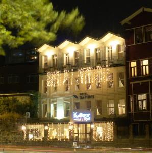 Hotel Daphnis Hali�